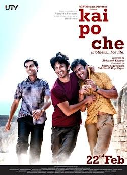 Ba Người Anh Em - Kai Po Che! (2013) Poster