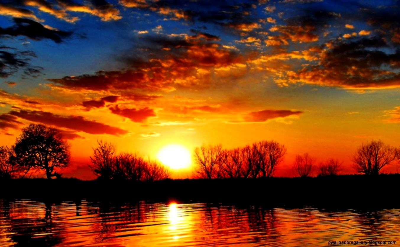 Beautiful Sunset Wallpapers Group 82