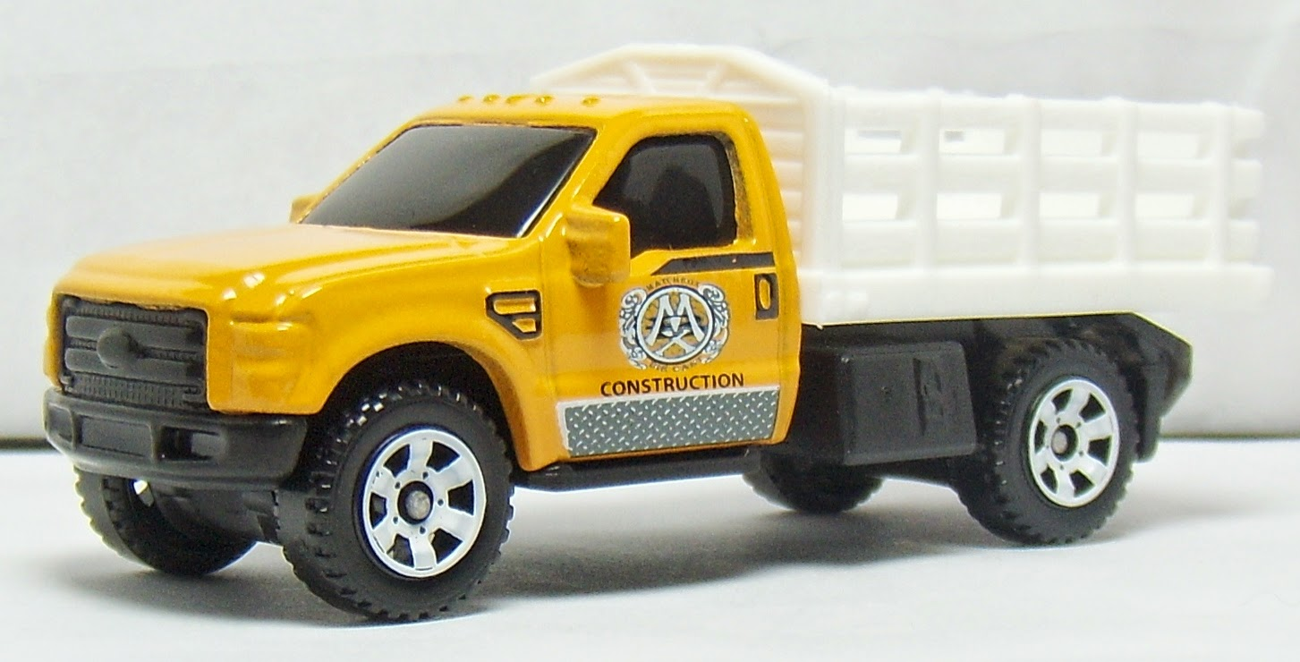 Matchbox Ford F 350 Stake Bed 550 Mini Pumper And 1999 1961 Dump Truck It Was Also Based On The 118 Scale Version As Well Both Had Very Limited Lives They Were Only Used For One Year These Basic Line Vehicles Show Have A
