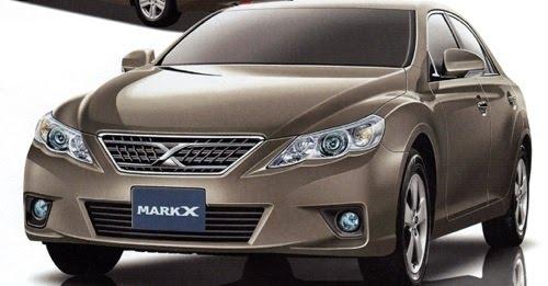 Cars World Toyota Mark X 2011