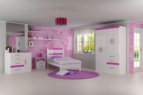 Menina Dama Como decorar um quarto de uma adolescente ~ Um Quarto Arrumado