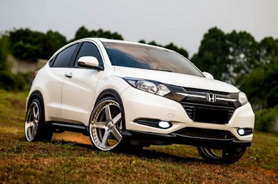 Eksterior Honda HR-V Modifikasi
