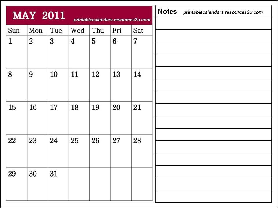 blank may calendar 2011. printable to meidownload and printable Blank+printable+calendar+may+2011