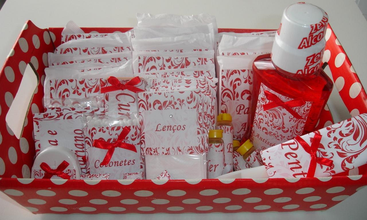 Mallmann Convites e Lembrancinhas: Kit para banheiro personalizado #B71416 1280 768
