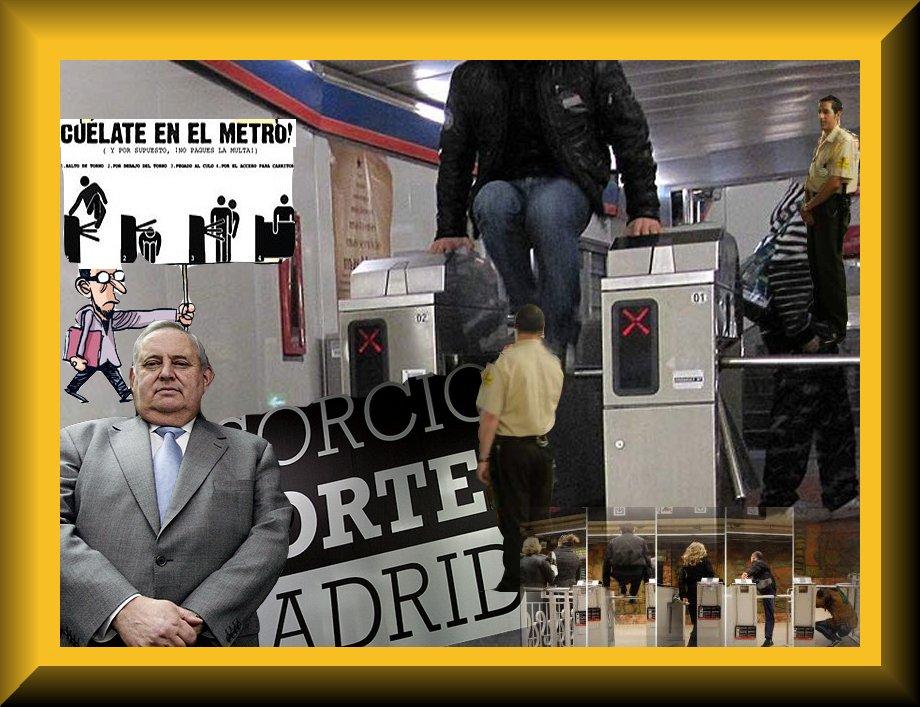 El mundo del vigilante el consorcio de transportes for Oficina del consorcio de transportes de madrid