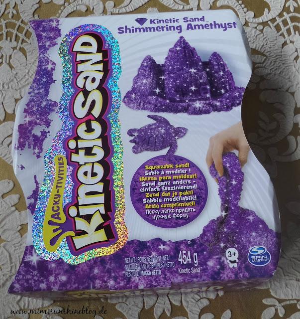 Spin Master Kinetic Sand Amethyst-Violett