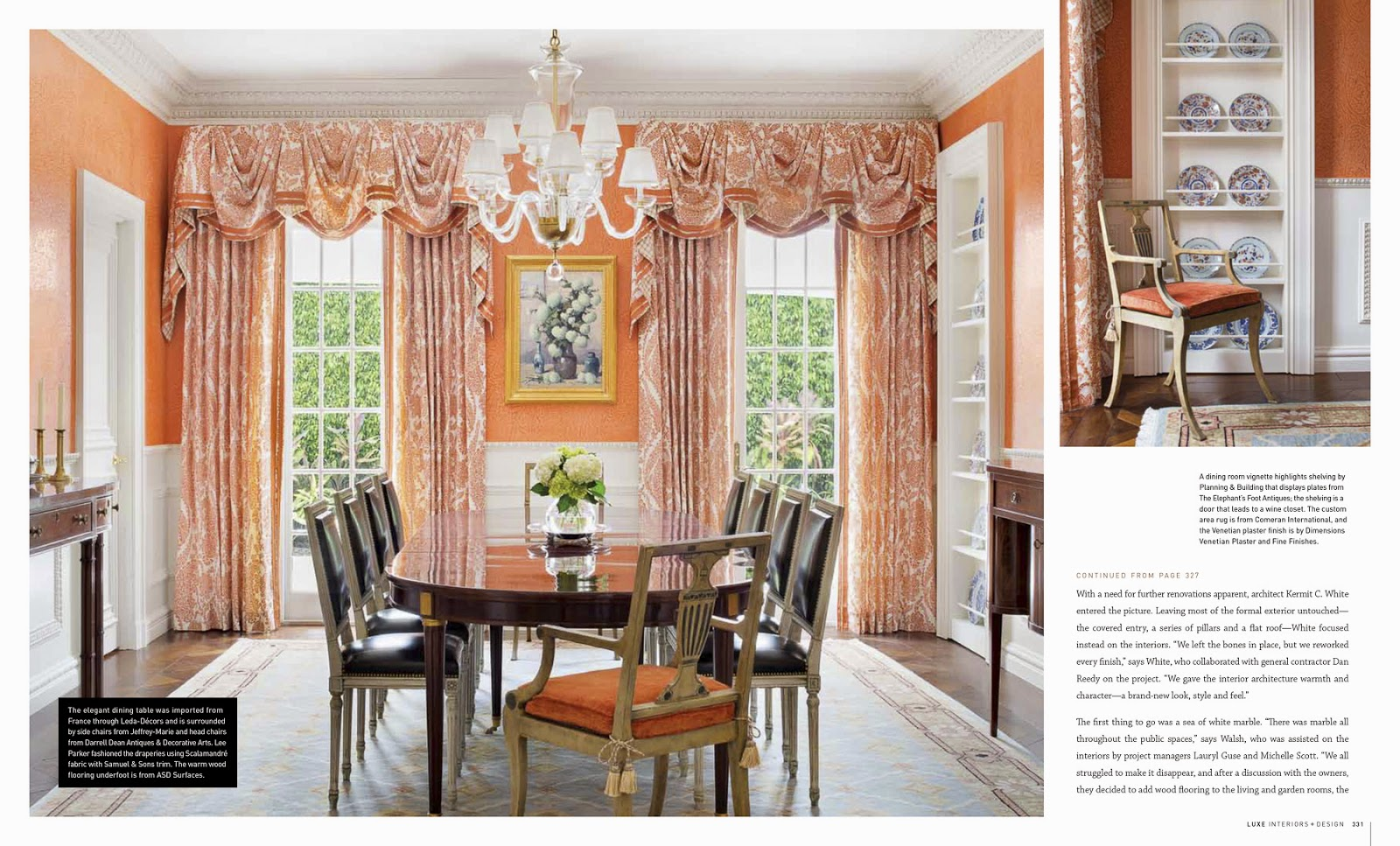 jessica glynn interior design by gil walsh luxe magazine winter