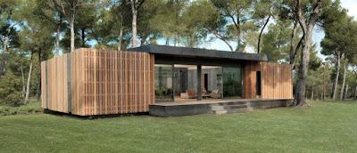 Binnenkant mooi groot goedkoop en snel te bouwen huis for Goedkoop vrijstaand huis bouwen