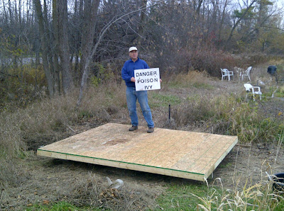 Sally: Guide to Get Building a shed ramp video