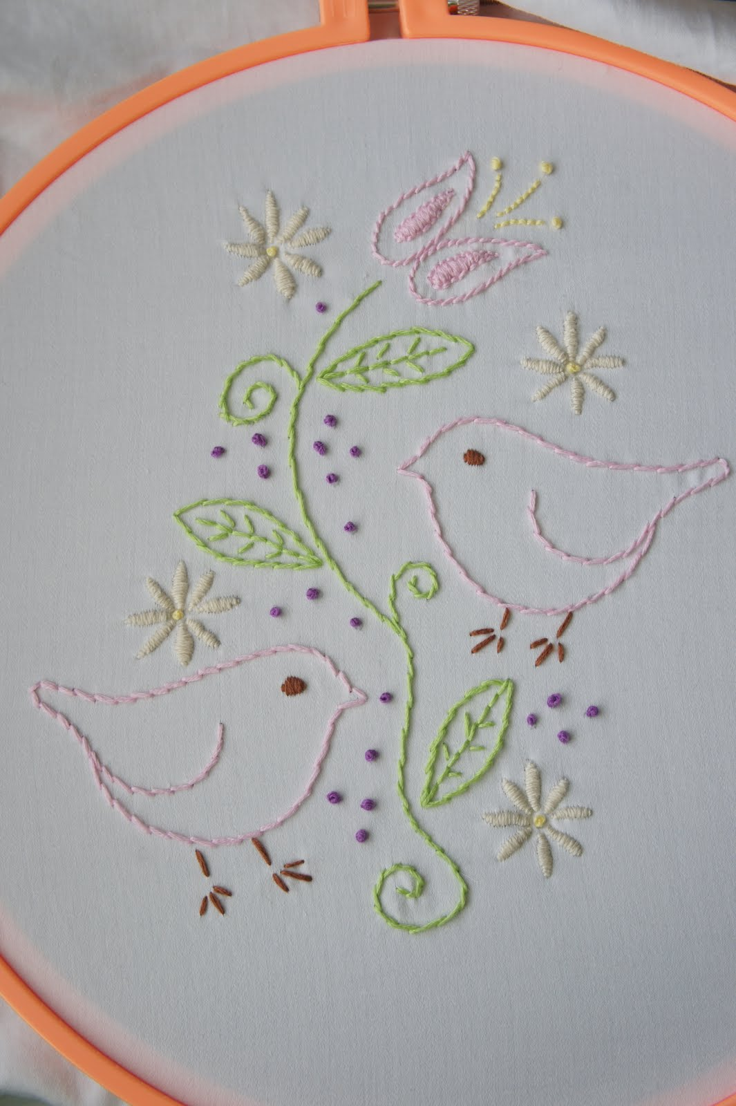 HOW TO HAND EMBROIDERY  EMBROIDERY DESIGNS
