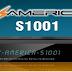 RESOLVER PROBLEMA DE LED VERMELHO NO AZAMÉRICA S1001 - 28/03/2015