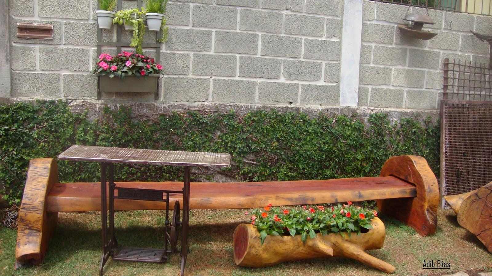 Troncos e raizes: Aparadores e bancadas de madeira reciclada #945B37 1600x899