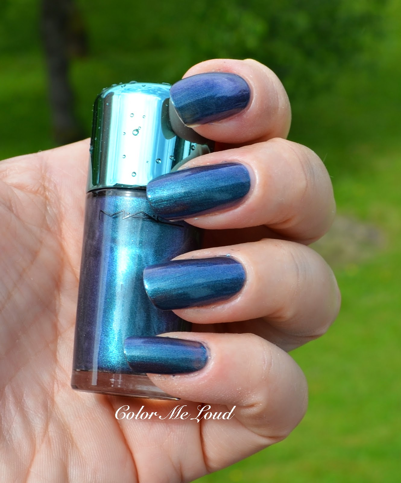 MAC Alluring Aquatic Collection Nail Polishes Submerged ...
