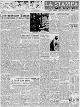 LA STAMPA  14 MARZO 1943