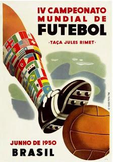 Brasil 1950, cartel