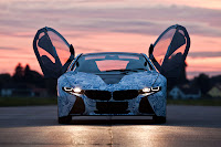 bmw vision efficientdynamics 2010