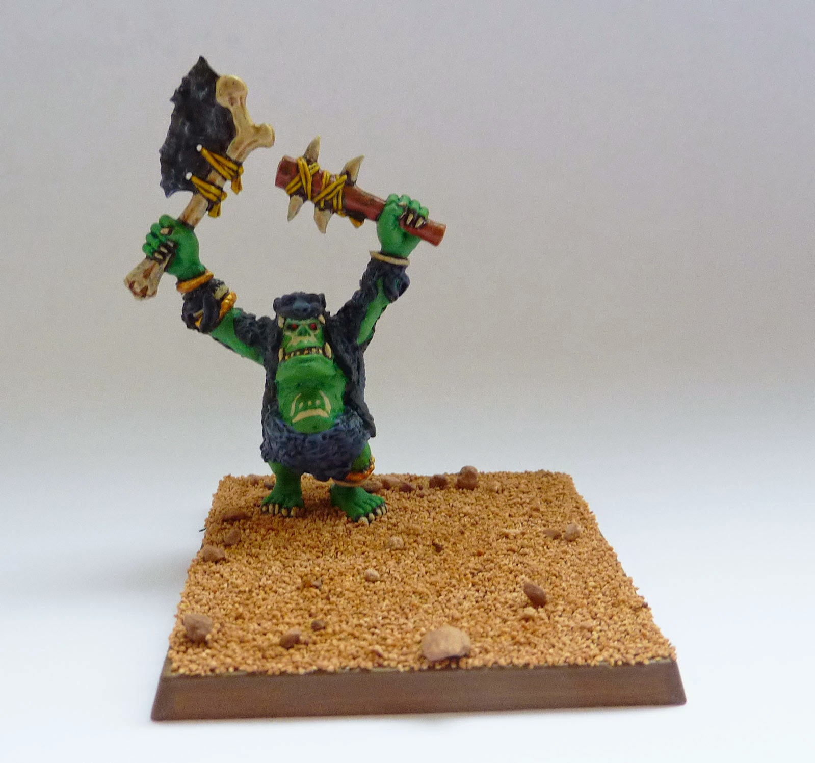 Savage Orc unit filler conversion