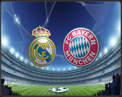 Prediksi Skor Real Madrid vs Bayern Munchen Leg 2 Semi Final Liga Champion 26 April 2012
