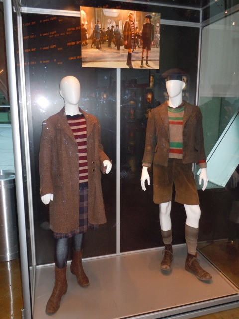 Hugo movie costumes
