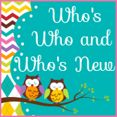 Who's Who and Who's New