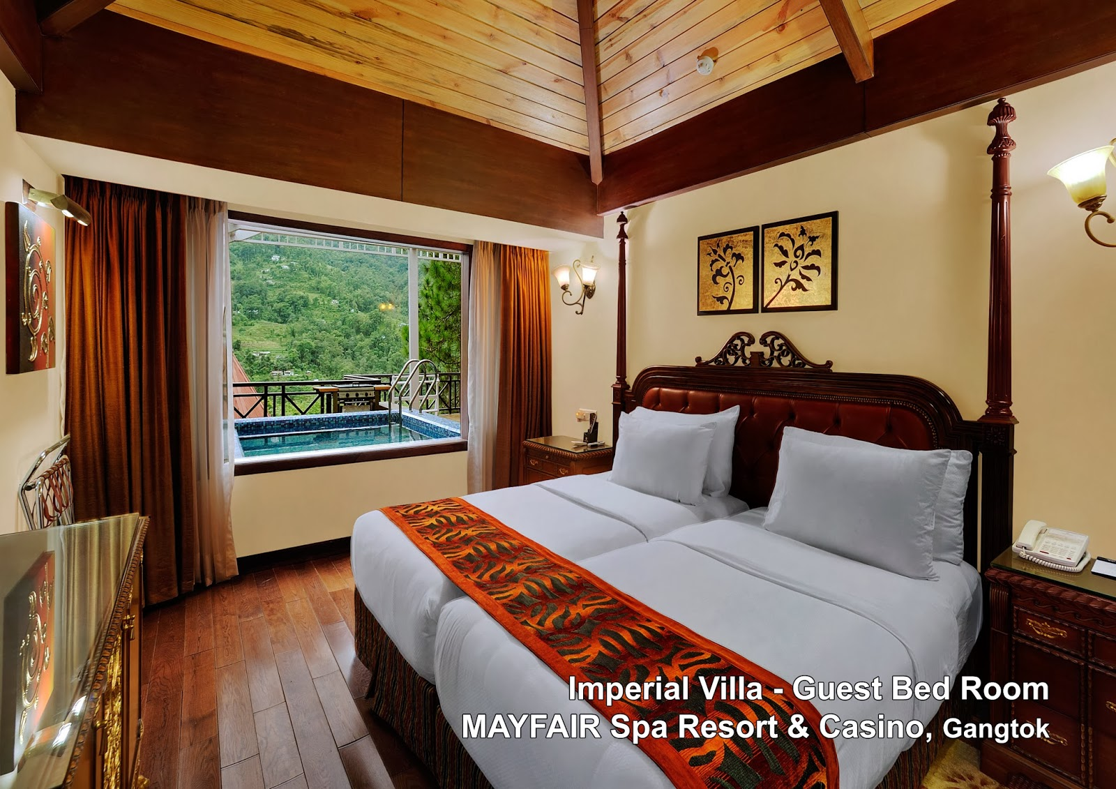 Find Luxury Resorts In Gangtok During Your Tour To North East India