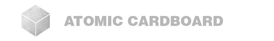 Atomic Cardboard