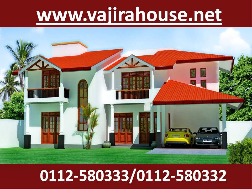 Vajira house builders pvt ltd welcome to vajira house for Vajira house designs with price