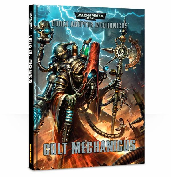 Cult Mechanicus Pre-Orders are Live!!!!!