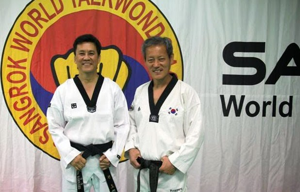 International Taekwondo Master Instructor  Manoz Yonzone gets global recognition