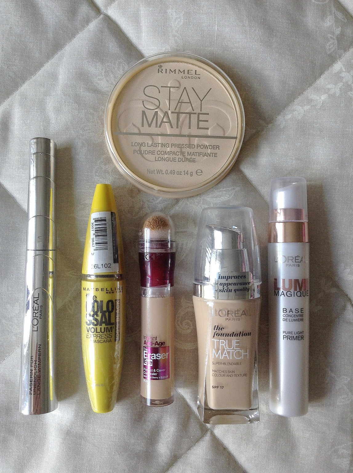 High Street Makeup Haul