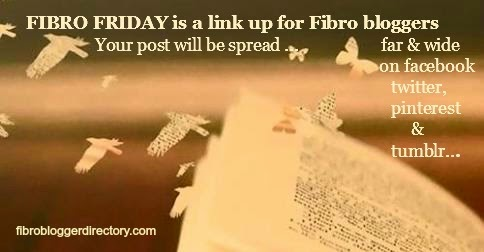 Fibro Friday  link up party for fibromyalgia