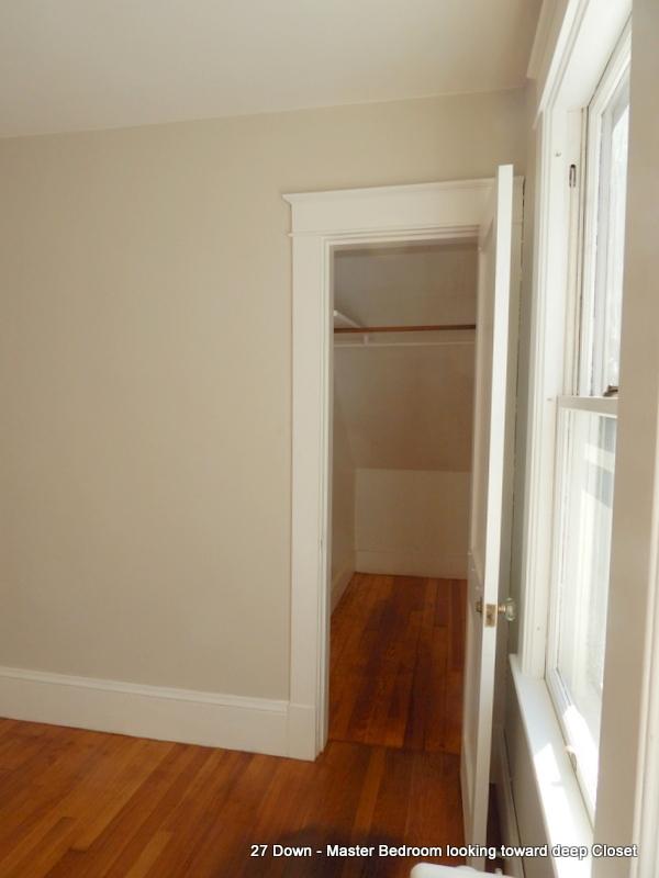 M. Bedroom Closet