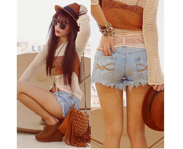 Pe shorts vintage