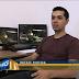 Entrevista sobre animação para a Globo Minas
