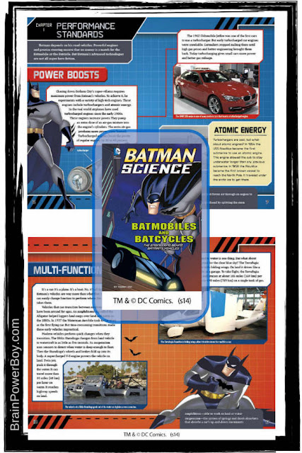 Batman Science non-fiction informational text book series.  For those that love superheroes and science this book is a winner.  This book series got 3 out of 5 stars in my book review.  It's a great book for readers and superhero fans in 4th, 5th, and 6th grade.  However, the reading level is too high and the text is a bit too wordy and boring for the younger graders.  Alohamora Open a Book http://www.alohamoraopenabook.blogspot.com/ boys, girls, superhero, non-fiction