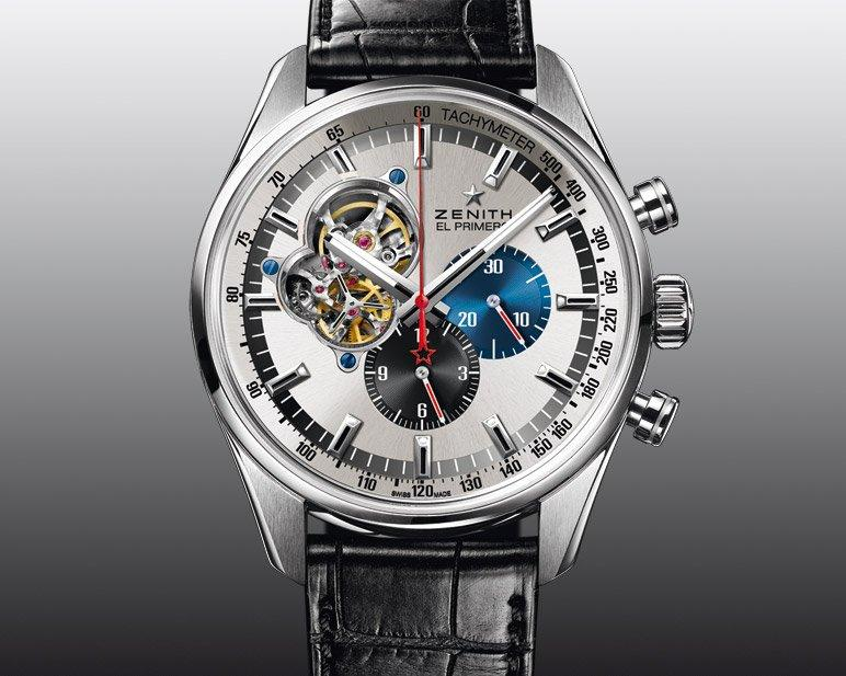Watchuseek watch blog zenith concentrate el primero chronomaster 1969 chronograph for Zenith watches