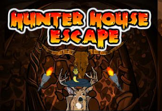 juegos de escape Hunter House Escape