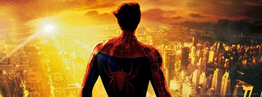 Spiderman 2 Facebook Timeline Cover