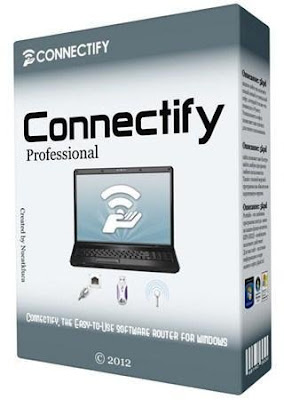 Connectify Hotspot Pro v4.2.0.26.088  2013 with Crack Key Free Download