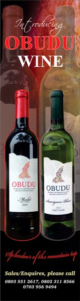 Nigeria's Most Tasteful Wine