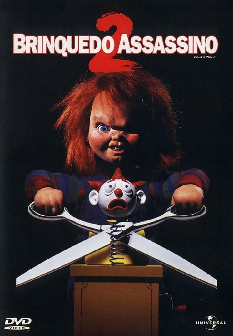 Brinquedo Assassino 2 – Dublado (1990)