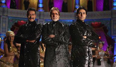 Bol Bachchan Big B Abhishek Ajay Devgn