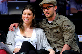 Jessica Biel Boyfriend Photos 2012