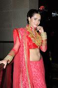 Preeti Rana Glamorous Photos in Ghagra Choli-thumbnail-24
