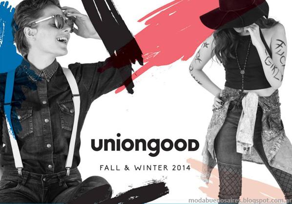 Unión Good otoño invierno 2014.
