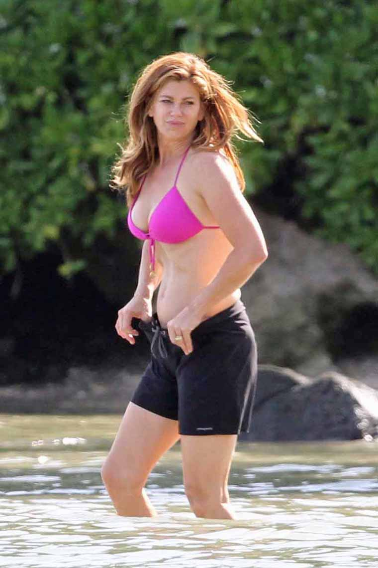 kathy ireland tight bikini