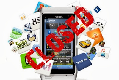 Nokia's final goodbye to Symbian and MeeGo.