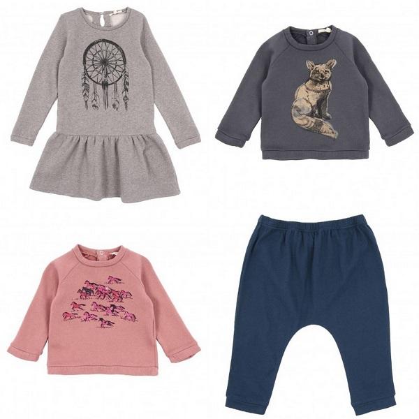 Sin salir de tu casa ropa para ni os hundred pieces - Comprar ropa en portugal ...