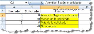 VBA: Condición con macro - Selectionchange.