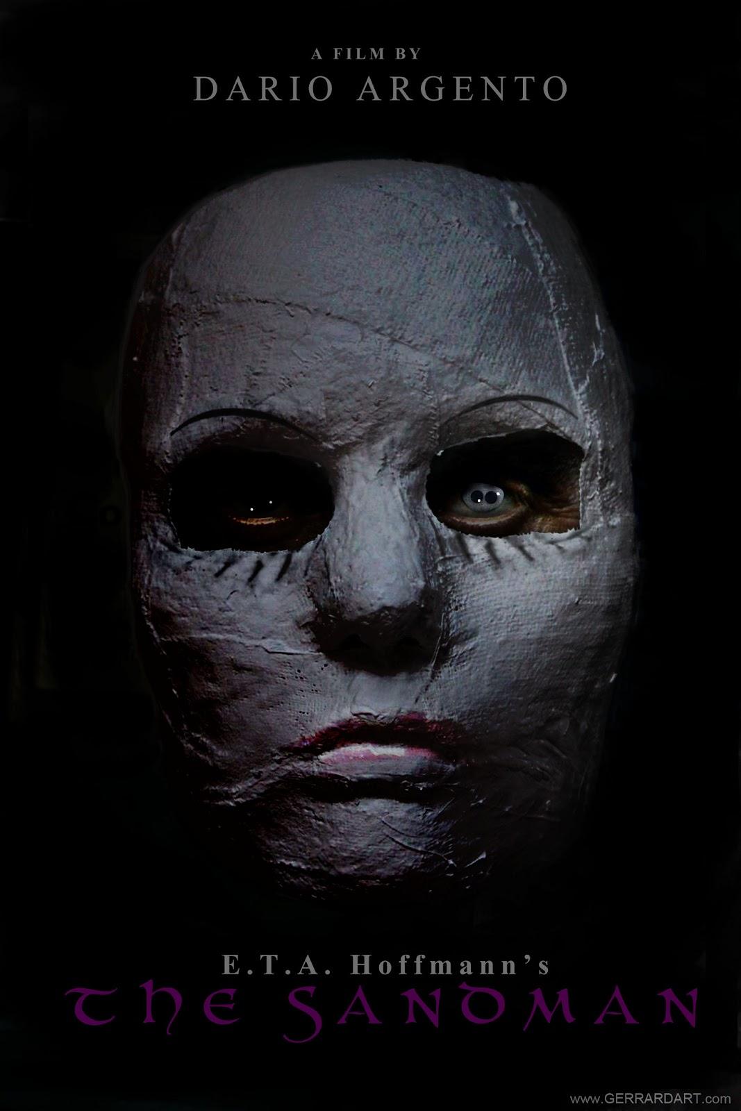 Dario Argento's The Sandman Teaser Poster